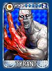T-002 Card SNK vs Capcom DS