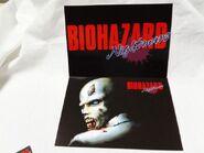BIOHAZARD Nightmare postcards 2