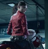 Claire bike remake