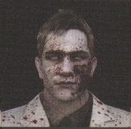 Degeneration Zombie face model 44