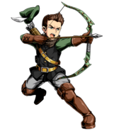 Biohazard Clan Master X Final Fantasy Brigade - Piers Nivans