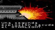 Explosión en el Starlight