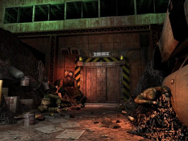 Scrapyard Passageway Resident Evil Wiki Fandom