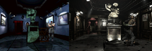 Resident Evil difference