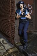 Julia Voth as Jill Valentine 6