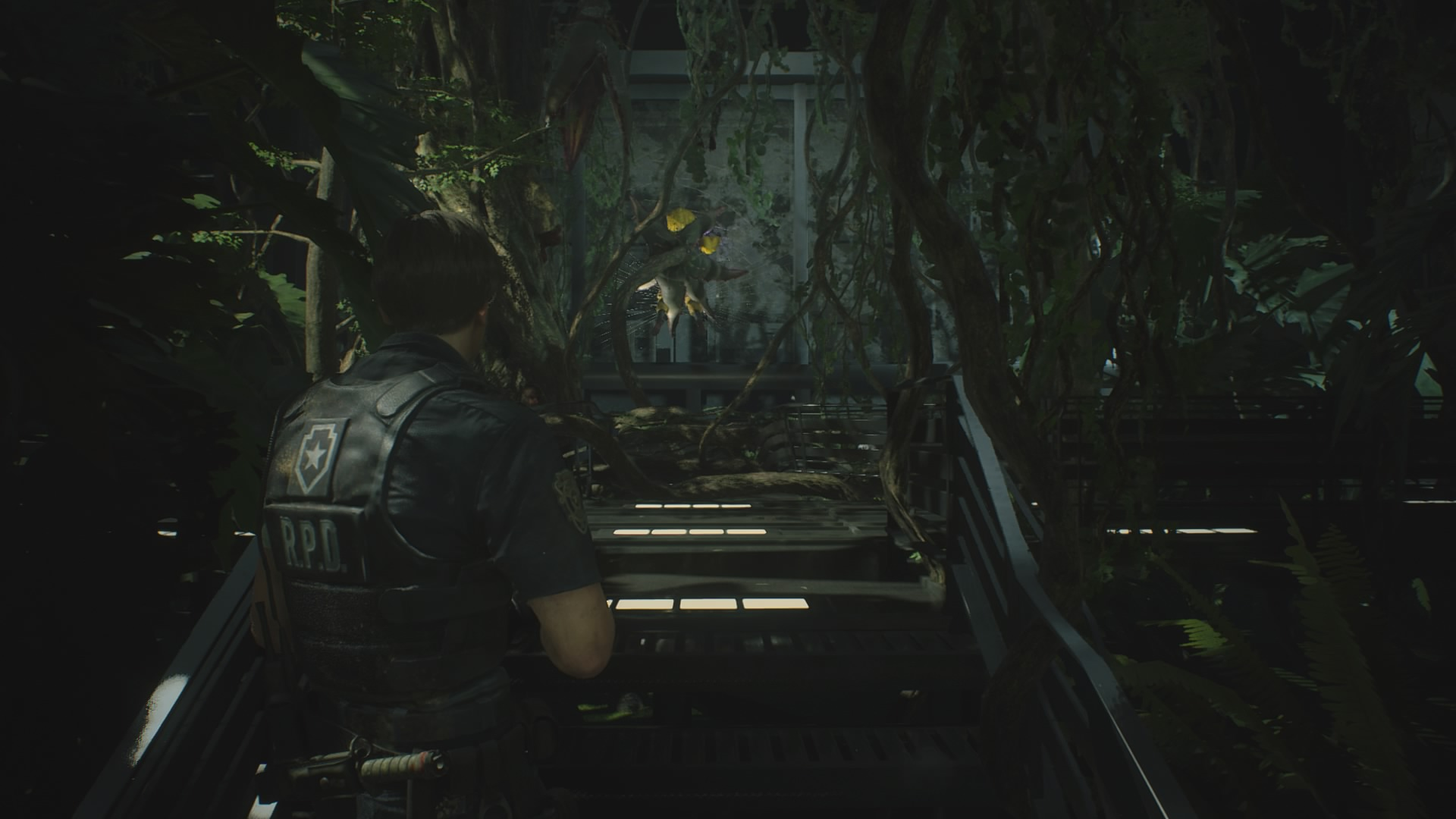 Greenhouse (RE2 remake) | Resident Evil Wiki | FANDOM powered by Wikia