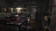 Resident Evil 0 HD - Kitchen refrigerator examine 1