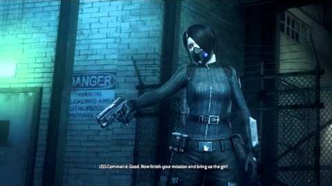 Resident Evil Operation Raccoon City all cutscenes - We've Got Orders (Four Eyes)