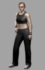 Resident evil outbreak alyssa ashcroft 3d ingame model (2)