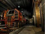 Underground Laboratory/Platform