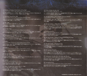 BIOHAZARD 6 ORIGINAL SOUNDTRACK booklet - page 14