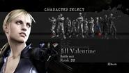 Jill Valentine (Battlesuit)