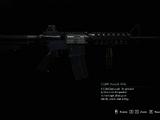 CQBR Assault Rifle (RE3 remake)
