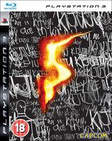 RE5 PS3 EUR steelbook