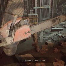 Chainsaw Re7 Resident Evil Wiki Fandom