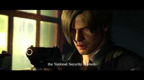 Leon Vs Chris Leon Resident Evil Wiki Fandom
