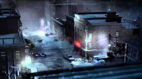 Resident Evil Operation Raccoon City all cutscenes - Runaway Police Car