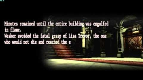 Resident Evil The Umbrella Chronicles all cutscenes - Rebirth 2 opening