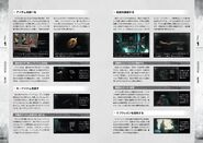 BIOHAZARD RE2 Official Complete Guide Page 020, 021