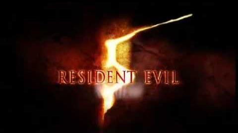 Making of Resident Evil 5 1 4