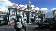 RE6 City hall (Mercenaries)