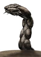 RECV Gulp Worm artwork