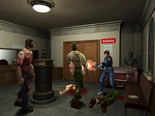 Resident Evil 2 RPD