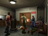 Resident Evil 2 (1998 game)/plot