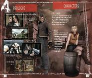 Resident Evil 4 GameCube manual 4