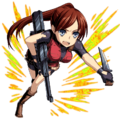 ClanMaster Claire RE2 Action1