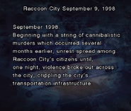 RE DC Raccoon City September 9, 1998 file page2