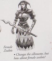 Rejected Ganado - Female Zealot 2