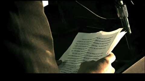 "Resident Evil 5 Viral Campaign 1 ""Ceremony"""