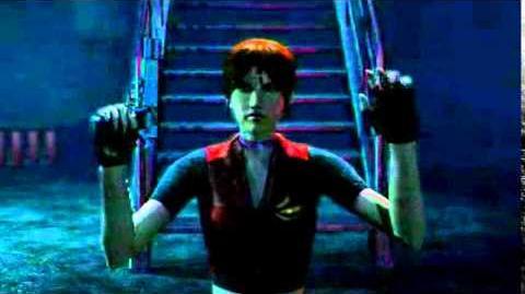 Resident Evil CODE: Veronica opening