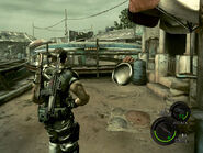 The port in RE5 by Danskyl7 (20)