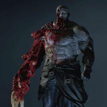 Super Tyrant Resident Evil Wiki Fandom