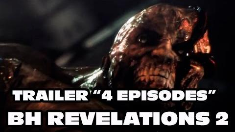 BIOHAZARD REVELATIONS 2 - Four episodes TRAILER