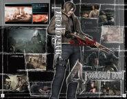 Resident Evil 4 Web Manual PS4 3