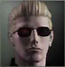 Resident Evil CODE Veronica HD Battle Game - Albert Wesker mugshot 1