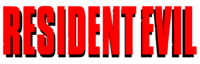 Resident Evil logo antiguo