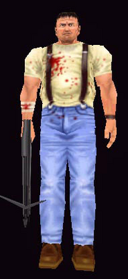 Kendo from RE2 - HD