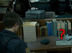 No.125 RE2 - The Picture on Jill's Desk...