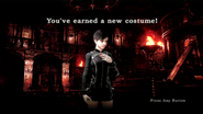 RE0HD Costumes Rebecca Team Wesker unlocked