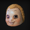 RE2 Remake Accessory Egghead Icon