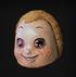 RE2 Remake Accessory Egghead Icon