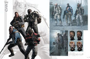Resident Evil 6 Artworks - Creature Design (8)
