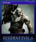 Resident Evil 6 Biohazard 6 Card 08