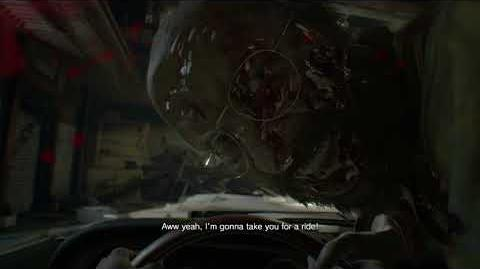 Resident Evil 7 biohazard all scenes - Garage middle scene