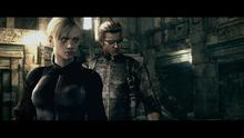 Jill & Wesker