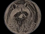 Mr. Raccoon Medal